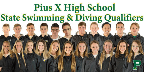 Pius X swimming state