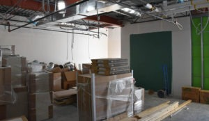 classroom construction update