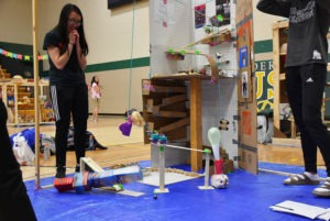 rube goldberg machine contest physics