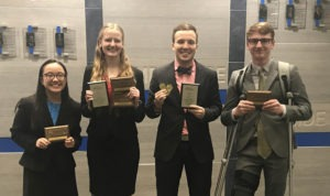 speech team nationals