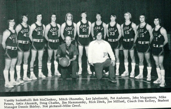 1973-74 Boys Basketball