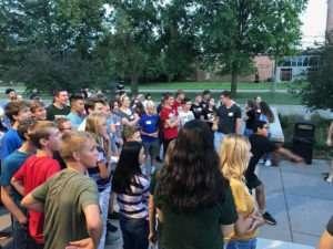freshmen retreatfreshmen retreat