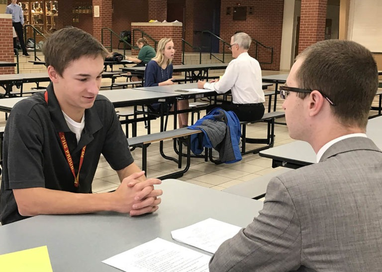 business mock interviews