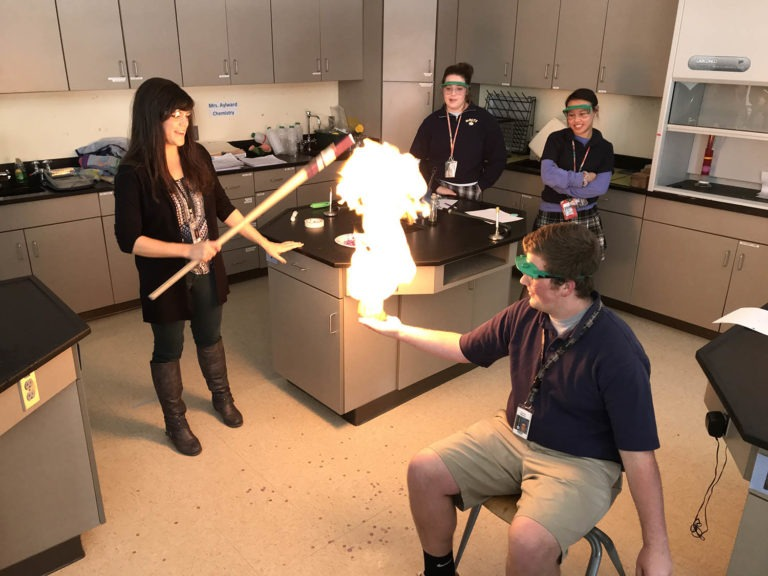 science chemistry