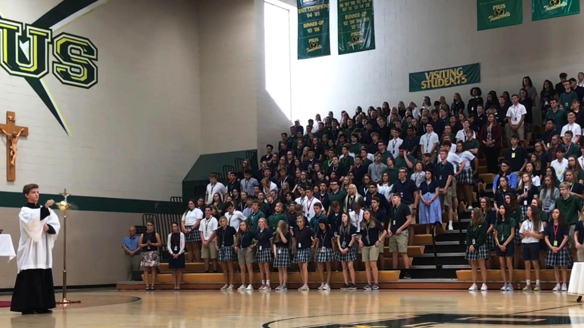 Lincoln Pius X Catholic High School