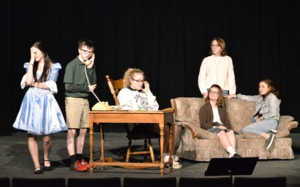One Act theater