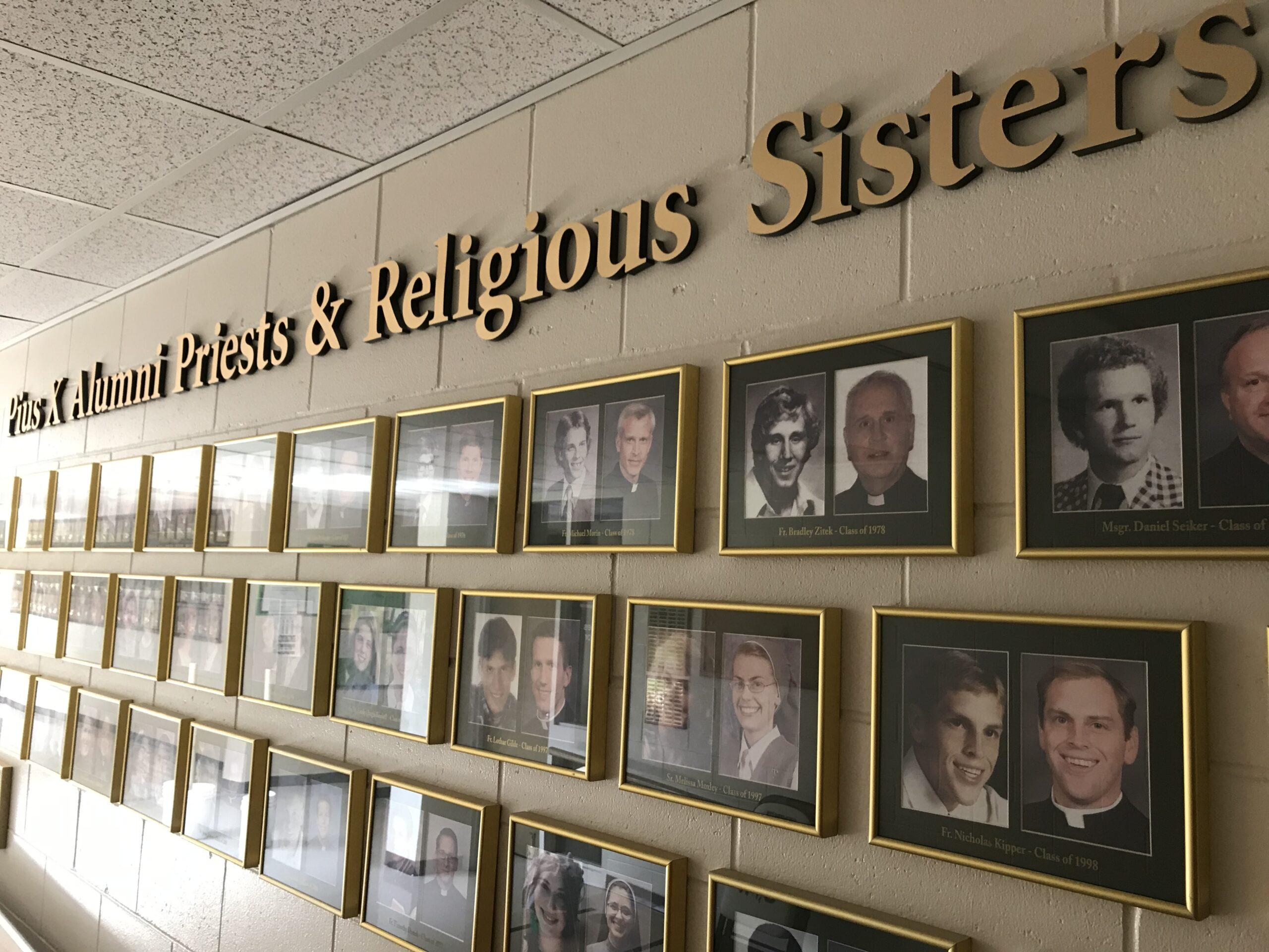 campus religious hallway