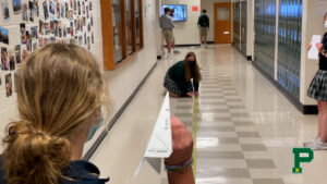 AP stats and paper airplanes