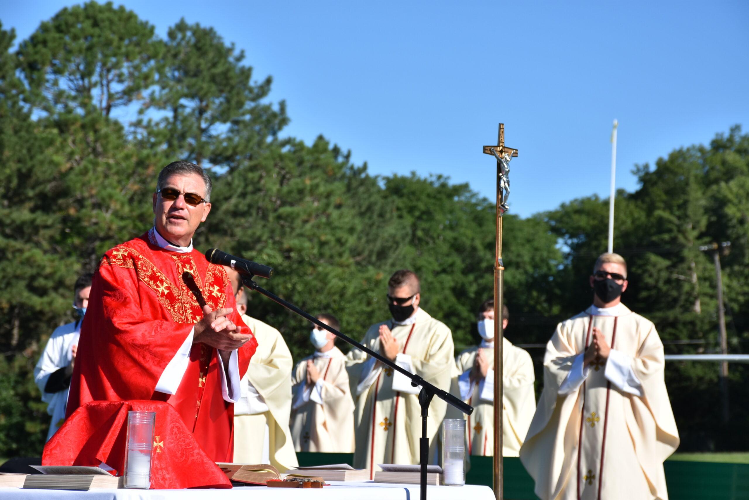 Fr. James Meysenburg