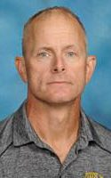Troy Charf social studies teacher baseball coach