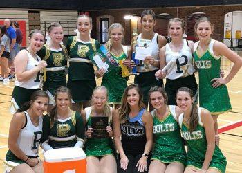 thunderettes dance team UDA